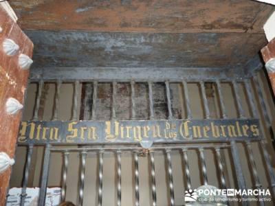 Ciudad Encantada de Tamajón - Retiendas - Almiruete;rutas toledo; embalse de navacerrada